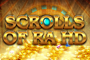 Scrolls of Ra HD slot