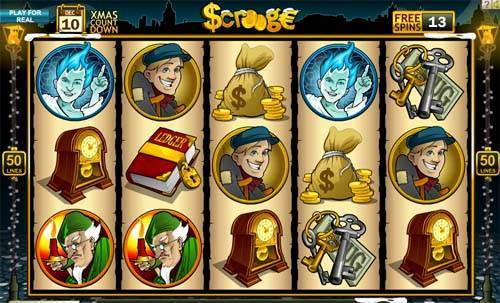 Scrooge videoslot