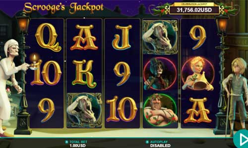 Scrooges Jackpot free slot