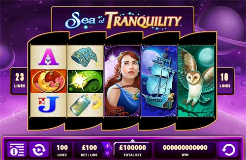 Sea of Tranquility free slot