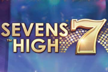Sevens High video slot