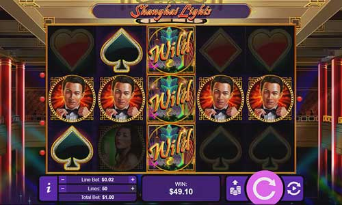 Shanghai Lights free slot