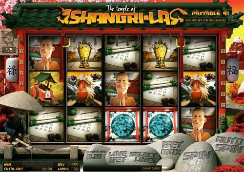 Shangri-La videoslot