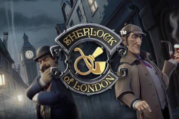 Sherlock of London video slot