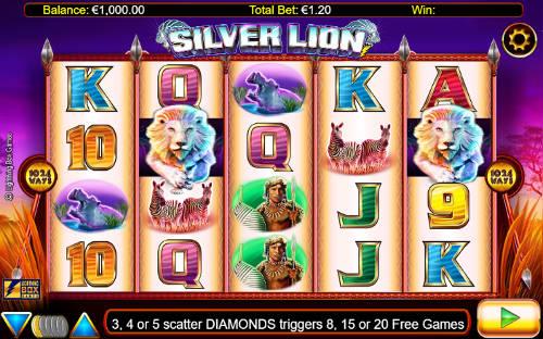 Silver Lion slot
