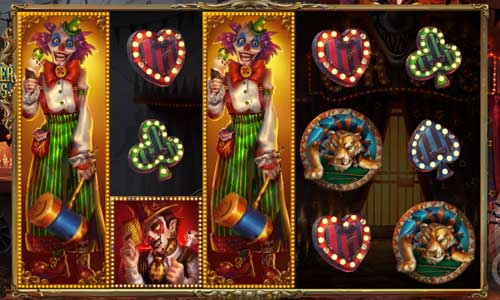 Sinister Circus slot