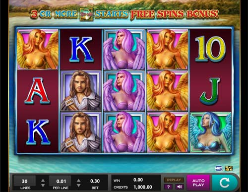 Asian Beauty Slots - Spela Microgaming slots gratis online
