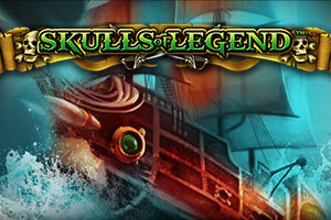 Skulls of Legend video slot