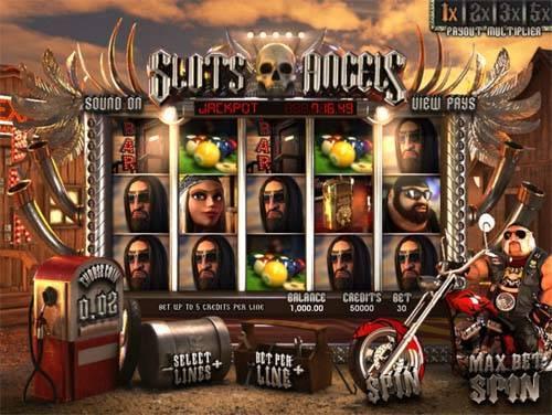 Slots Angels videoslot