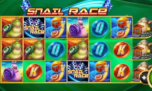 Snail Race videoslot