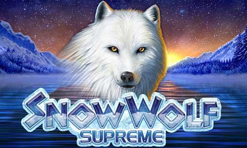 Snow Wolf Supreme videoslot