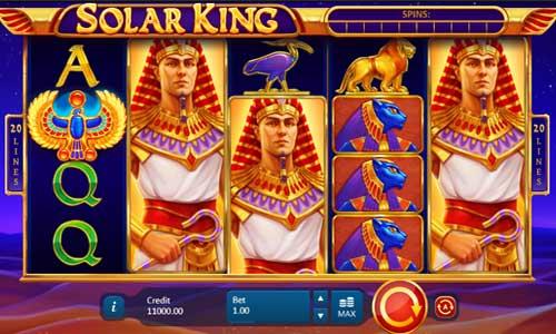 Solar King videoslot