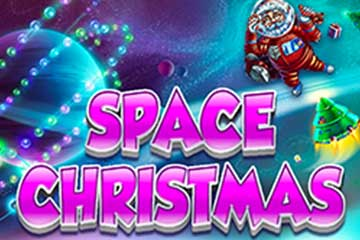 Space Christmas video slot