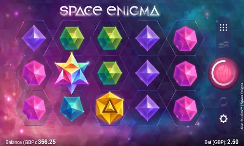 Space Enigma videoslot
