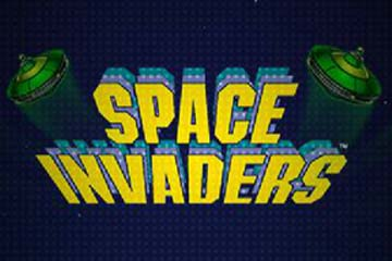 Space Invaders video slot