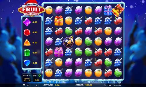 Sparkling Fruit Xmas Edition videoslot