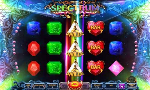 Spectrum videoslot