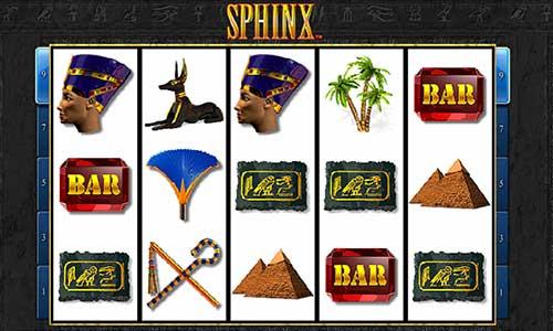 Sphinx videoslot