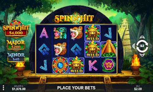 Spin N Hit slot