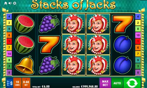 Stacks of Jacks videoslot