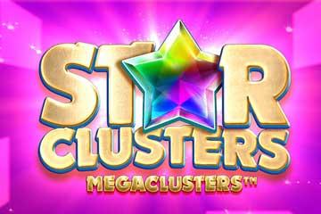 Spela Star Clusters Megaclusters slot