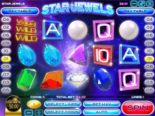 Star Jewels videoslot