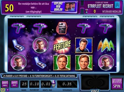 Star Trek Red Alert free slot