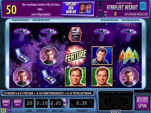 Star Trek Red Alert slot