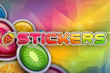 Stickers video slot