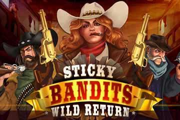 Sticky Bandits 2 Wild Return video slot
