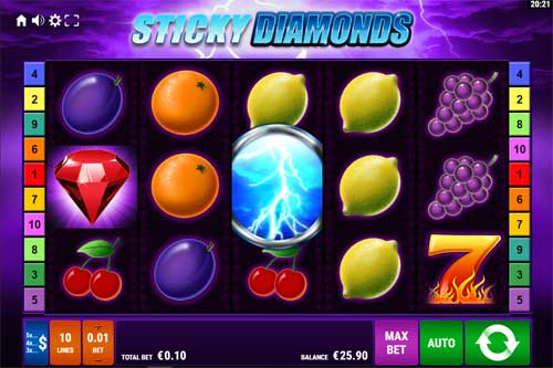 Sticky Diamonds Slots - Spielen Sie Casino-Slots gratis
