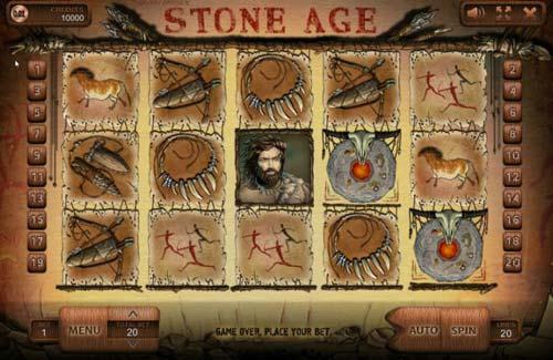 Stone Age videoslot