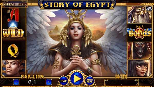 Story of Egypt videoslot