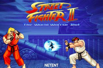 Street Fighter 2 The World Warrior slot