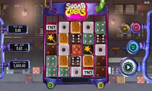 Sugar Cubes videoslot