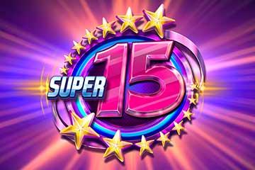 Spela Super 15 Stars slot
