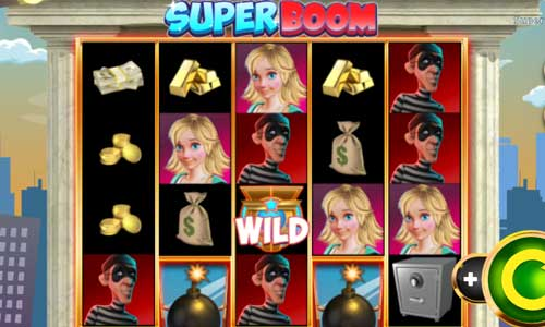 Super Boom videoslot