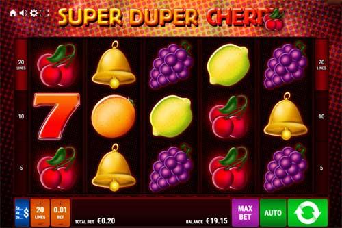 Super Duper Cherry slot