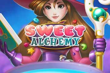 Sweet Alchemy video slot
