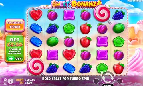 Sweet Bonanza videoslot