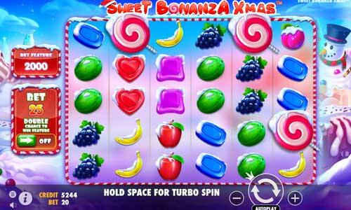 Sweet Bonanza Xmas videoslot