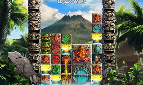 Tahiti Gold videoslot