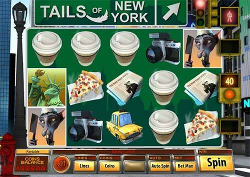 Tails of New York slot