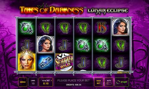 Tales of Darkness Lunar Eclipse slot