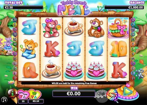 Teddy Bears Picnic slot