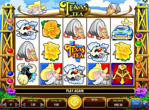 Texas Tea free slot