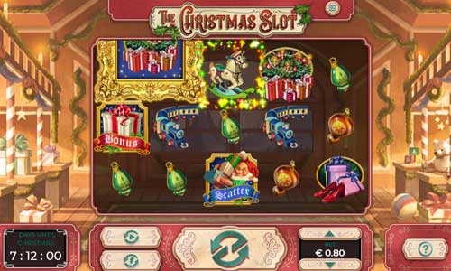 The Christmas Slot videoslot