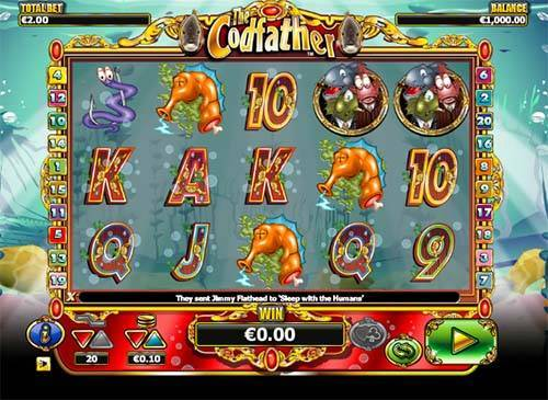 The Codfather free slot