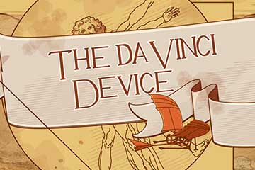 The Da Vinci Device video slot