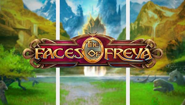 The Faces of Freya videoslot